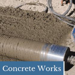 Concrete Works & Screeding | Perthshire