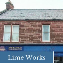 Lime-Works and Lime Pointing